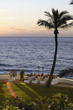 Wedding at Fairmont Kea Lani