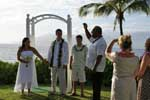 Wedding at Makena Resort